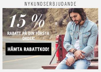 15% rabatt på ditt köp hos Stayhard