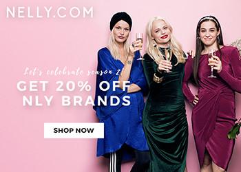 20% rabatt på NLY Brands hos Nelly