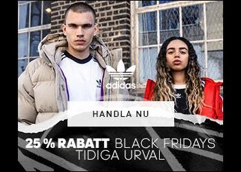 25% rabatt + fri frakt hos Adidas