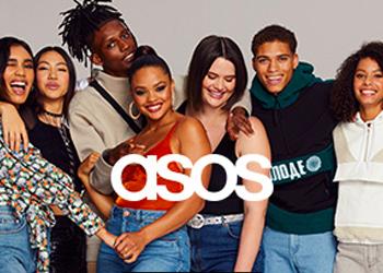 10% rabatt för nya kunder hos ASOS