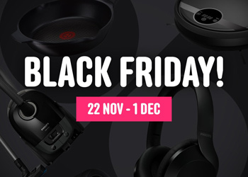 Black Friday hos CDON!