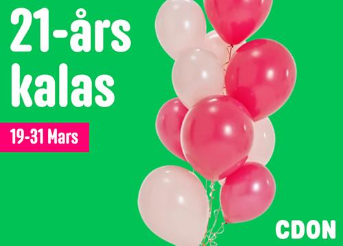 CDON fyller år - firar med deals!