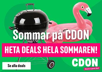 Välkommen in till sommaren hos CDON!