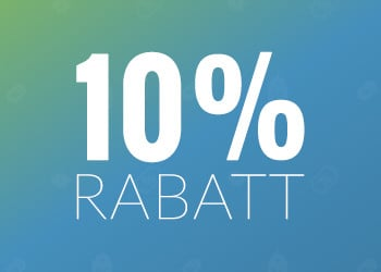 10% rabatt hos Booking.com