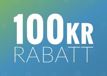 100 kr rabatt hos Chain Reaction Cycles