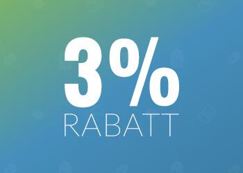 3% rabatt på nästan allt hos Däckonline
