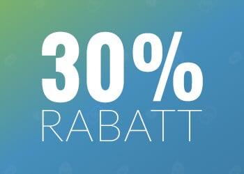 30% rabatt på Kaspersky Total Security