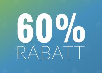60% rabatt hos BeautyNet