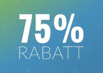 Upp till 75% rabatt hos Grand Parfymeri