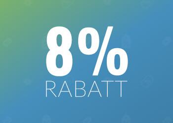8% rabatt hos Smartbox.se