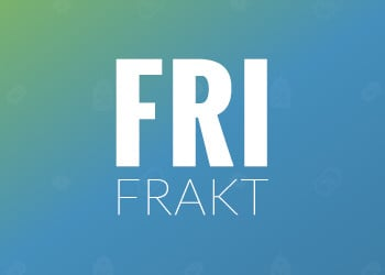 Fri frakt hos Icona of Sweden