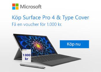 Microsoft Store erbjudande