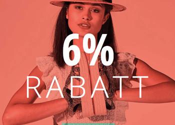 6% rabatt på ditt köp hos Spartoo.se