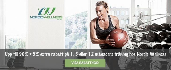 Nordic Wellness-rabatt hos Groupon