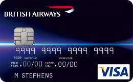 British Airways Visa Kreditkort