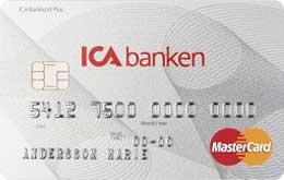 ICA Banken Kreditkort Kreditkort