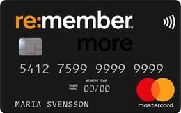 Remember More Kreditkort