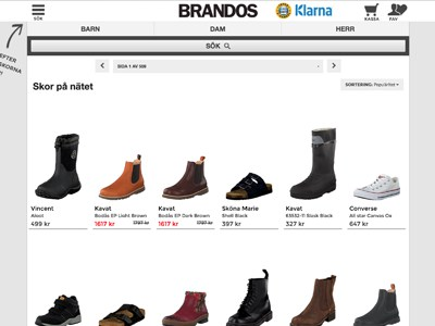Brandos Screenshot