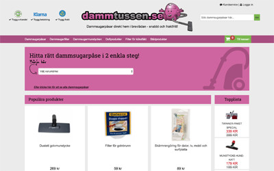Dammtussen Screenshot