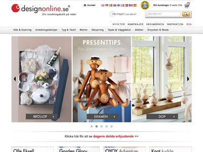 Designonline Screenshot