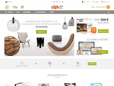 DYH Design Your Home Screenshot