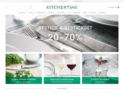 KitchenTime Screenshot