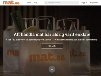 Mat.se Screenshot