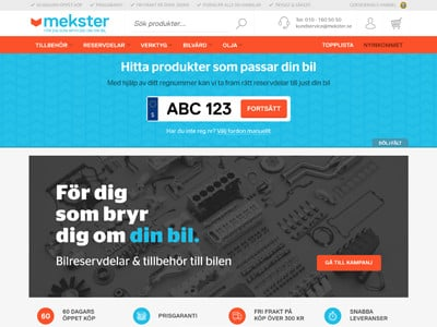 Mekster Screenshot