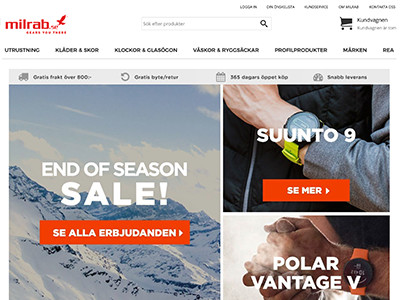 Milrab Screenshot