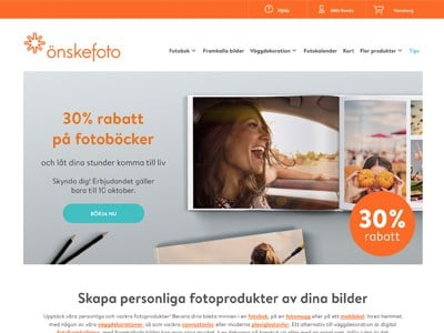 Önskefoto Screenshot