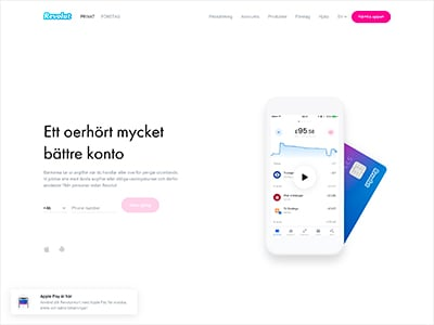 Revolut Screenshot