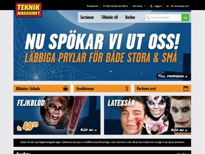 Teknikmagasinet Screenshot