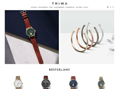 Triwa Screenshot